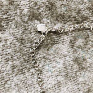 Lauren Ralph Lauren Jewelry - Lauren Ralph Lauren   Cable Circle Necklace